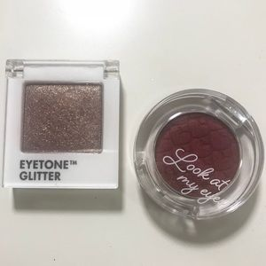 Other - New single shadows (burgundy and purple shimmer)